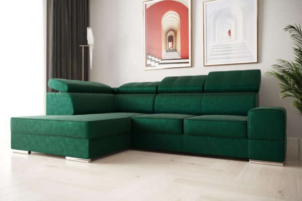 naroznik-rozkladany-rogowka-meble-tapicerowane-royal-i-eko-skora-welwet-zielen-butelkowa