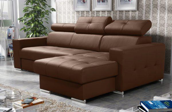 Narożnik Rozkładany Rogówka Sofa Margo 250x160