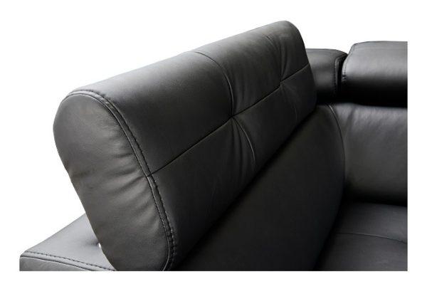 Narożnik rozkładany meble górecki sofa rogówka rozkładana MARGO I 265x185