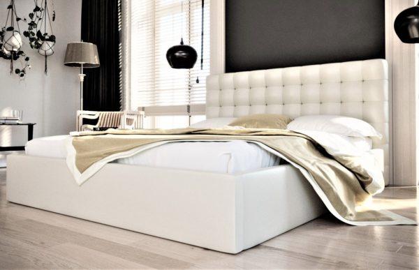 lozko-tapicerowane-piekne-zaglowek-pikowany-140-160-180-200-ze-stelazem-pojemnikiem-loft-biale-eko-skora