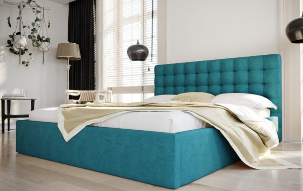 lozko-tapicerowane-piekne-zaglowek-pikowany-140-160-180-200-ze-stelazem-pojemnikiem-loft-niebieski-turkus
