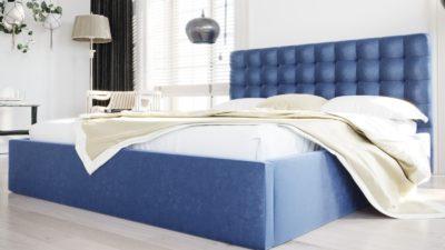 lozko-tapicerowane-piekne-zaglowek-pikowany-140-160-180-200-ze-stelazem-pojemnikiem-loft-niebieski