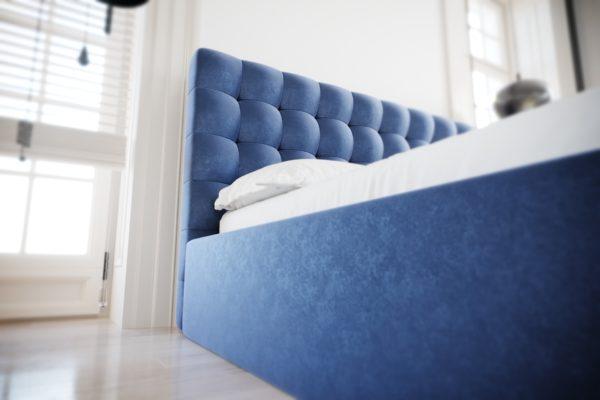 lozko-tapicerowane-piekne-zaglowek-pikowany-140-160-180-200-ze-stelazem-pojemnikiem-loft-niebieski-zblizenie