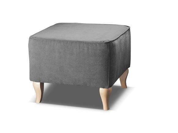 Podnóżek na nóżkach do fotela uszak skandynawskiego meble górecki