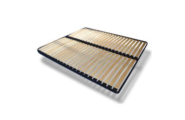 Łóżko tapicerowane sypialniane nowoczesne miętowy błękit do sypialni