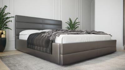 Łóżko Tapicerowane Caruso