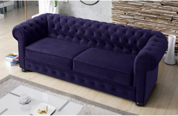 sofa-chesterfield-dwuosobowa-trzyosobowa-rozkladana-angielska-granatowa