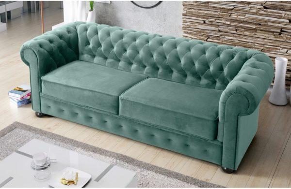 sofa-chesterfield-dwuosobowa-trzyosobowa-rozkladana-angielska-turkusowa