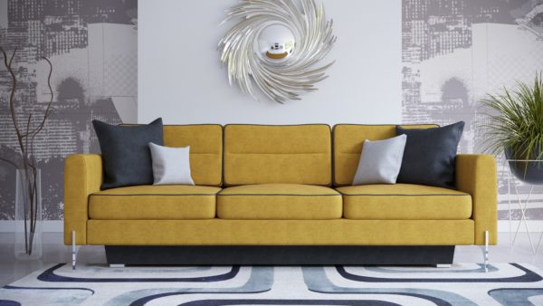 Sofa Arte trzyosbowa