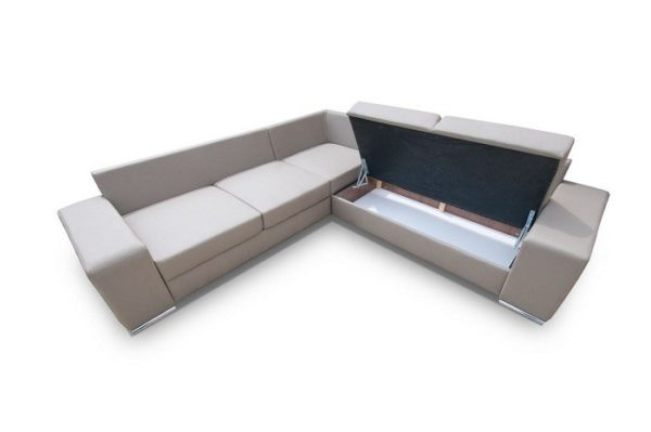 Narożnik Rogówka sofa rozkładana Zara max meble Górecki