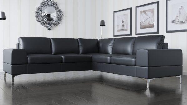 naroznik-rogowka-rozkladany-tapicerowany-aria-max-czarny