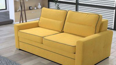 sofa-dwuosobowa-rozkladana-arte-ii-zolta