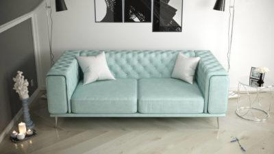 sofa-chesterfield-manchester-dwuosobowa-pastelowa-niebieska-mietowa
