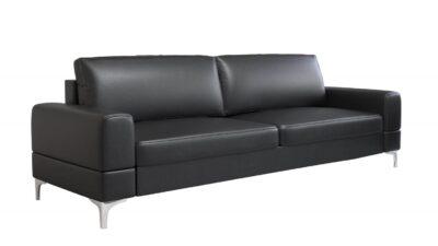Sofa na wysokich nóżkach dwuosobowa 175 cm Aria