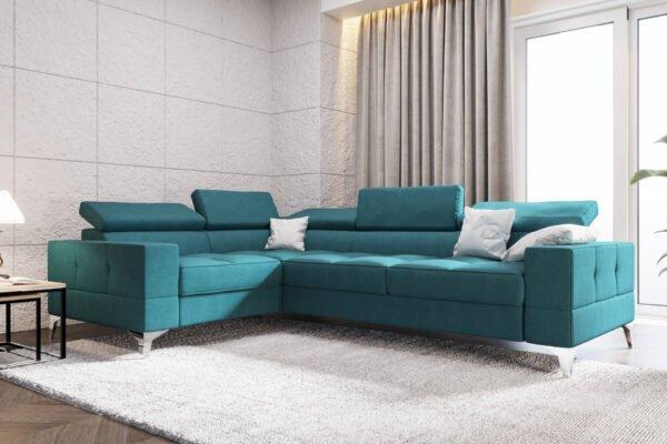 naroznik-rozkladany-rogowka-sofa-tapicerowane-meble-nowoczesne-toscania-eko-skora-welwet-turkusowy