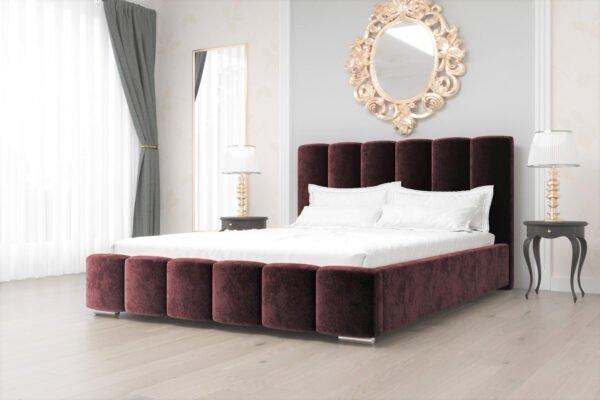 lozko-tapicerowane-glamour-140-160-180-200-pojemnik-stelaz-rado-bordo-welwet
