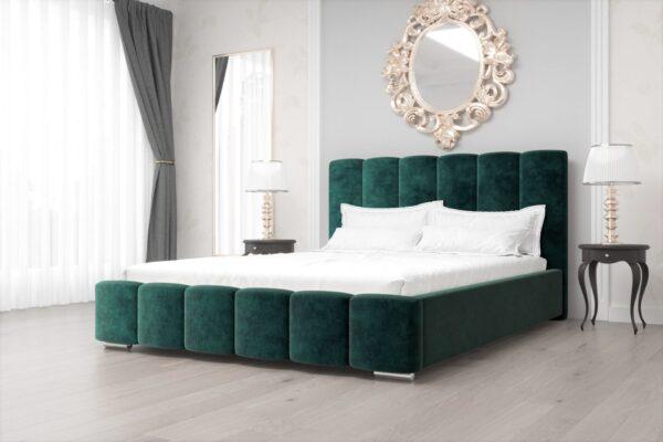 lozko-tapicerowane-glamour-140-160-180-200-pojemnik-stelaz-rado-zielen-butelkowa