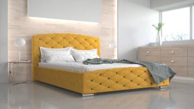 lozko-tapicerowane-amber-podwojne-meble-sypialniane-biale-turkusowe-granatowe-eko-skora-zolte