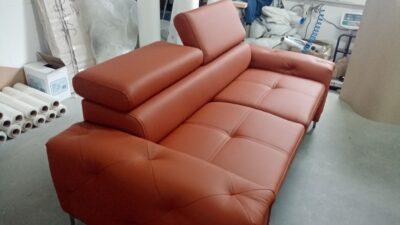 Sofa ze skóry Orion